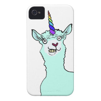 Llamacorn iPhone 4 Case