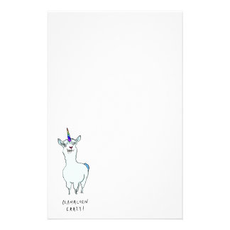 Llamacorn Stationery