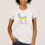 Llamacorn T-shirts