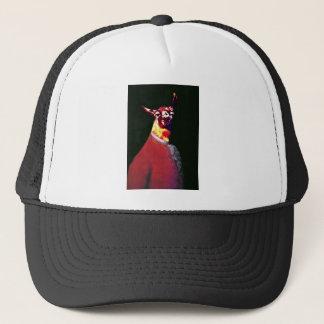 Llamadeus 2 trucker hat