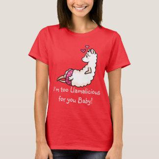 Llamalicious T-Shirt