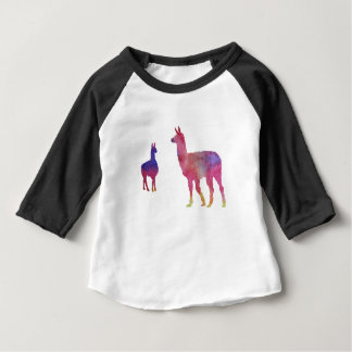 Llamas Baby T-Shirt