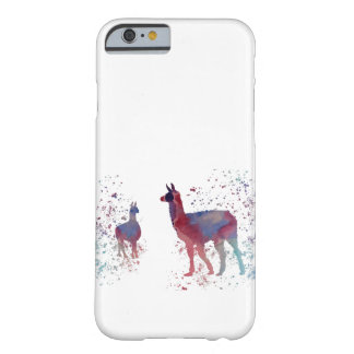 Llamas Barely There iPhone 6 Case