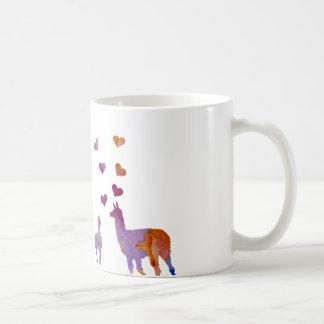 Llamas Coffee Mug