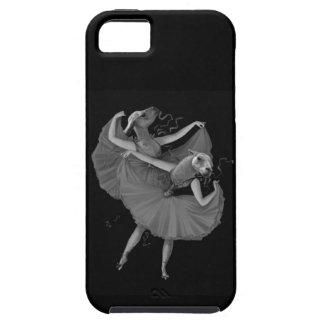 Llamas dancing tough iPhone 5 case