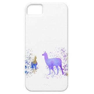 Llamas iPhone 5 Cases