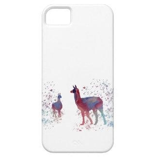 Llamas iPhone 5 Cover