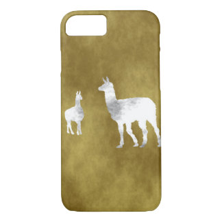Llamas iPhone 7 Case