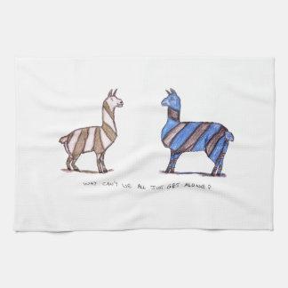Llamas Kitchen Towel