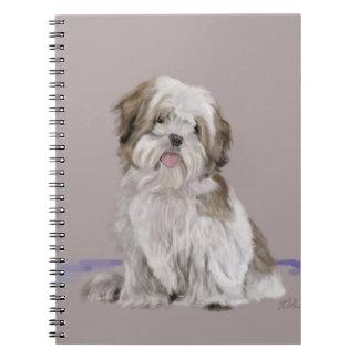 Llasa Apso Notebook