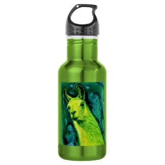 Llemon-Llime Llama Water Bottle 532 Ml Water Bottle