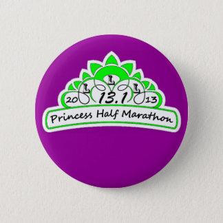 LLL Crown Logo Pin