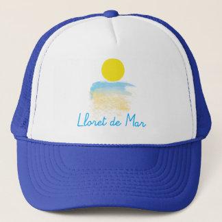 Lloret de Mar beach & sun Trucker Hat