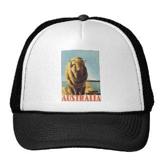 Lloyd Triesting Australia, Vintage Trucker Hat