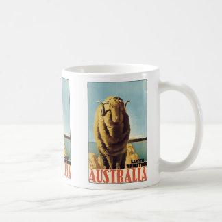 Lloyd Triesting Australia, Vintage Mugs