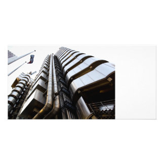 Lloyd's Building London Personalized Photo Card