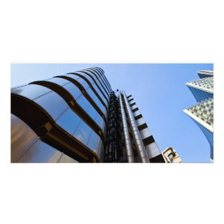 Lloyd's of London building Personalised Photo Card