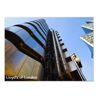 Lloyd's of London building Art Photo