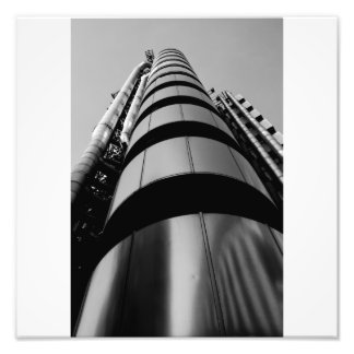 Lloyds of London Building Photograph
