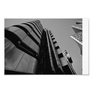 Lloyds of London building Photo Print