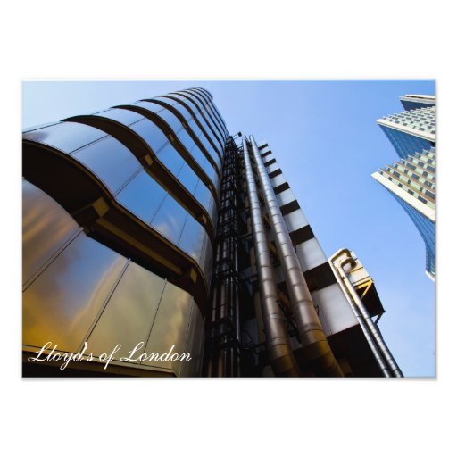 Lloyd's of London building Photo