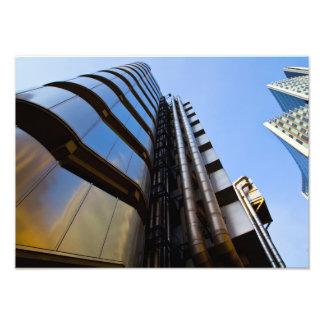 Lloyd's of London building Photo Art