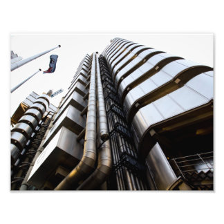 Lloyds of London Building Photo