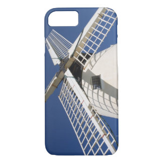 Llynnon Mill, Llandeusant, Anglesey, Wales (RF) iPhone 7 Case