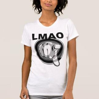 """LMAO @ """"at"""" You Tee Shirt"""