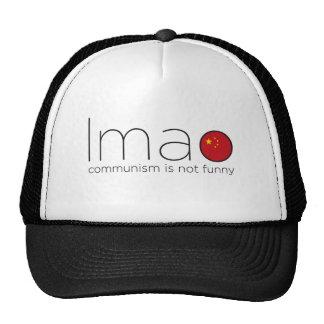 LMAO: Communism is not funny Mesh Hats