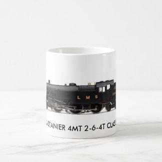 LMS STANIER 4MT 2-6-4T CLASS 4P COFFEE MUG