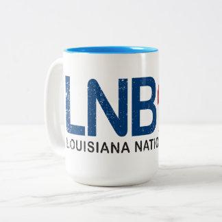 LNB (Louisiana National Bank) Coffee Mug