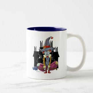 Lo Spazzacamino Two-Tone Coffee Mug