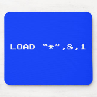 """Load """"*"""", 8, 1 mouse pad"""