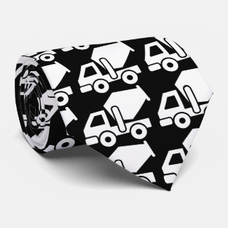 Loaded Mixers Pictograph Tie