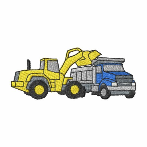 Loader with Truck