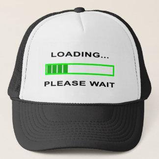 Loading… Please Wait Trucker Hat