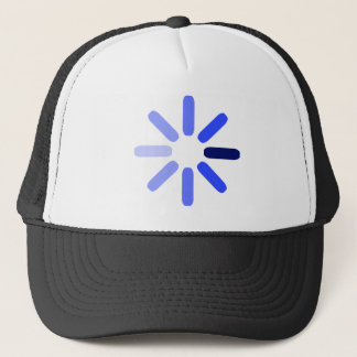 Loading Symbol Trucker Hat
