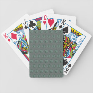 loadsamoney bicycle playing cards