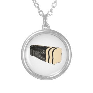 Loaf of Sliced Bread Necklaces
