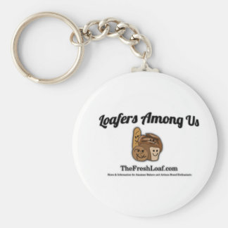 """Loafers Among Us"" Budget TFL keychain"