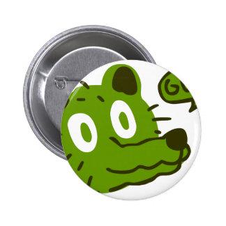 lobo colega botón