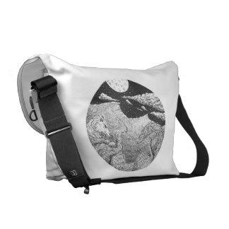Lobo Messenger Bag