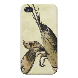 Lobster Alice in Wonderland iPhone Cover iPhone 4 Case