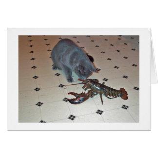 Lobster Bake Card