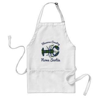 lobster Bluenose Country Nova Scotia apron