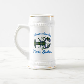 lobster Bluenose Country Nova Scotia beer stein