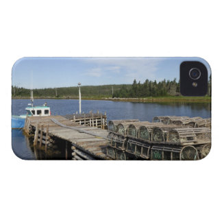Lobster Boat, Mushaboom, Nova Scotia, Canada Blackberry Bold Cases
