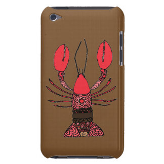 Lobster Case-Mate iPod Touch Case