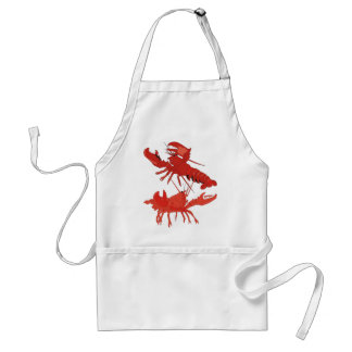 LOBSTER CHEF STANDARD APRON